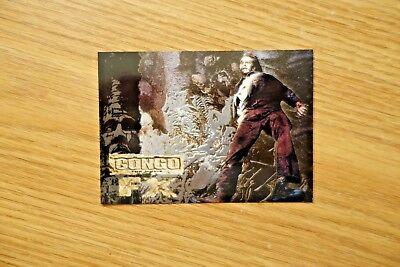 CONGO THE MOVIE 1995 UPPER DECK PROMO CARD PR1