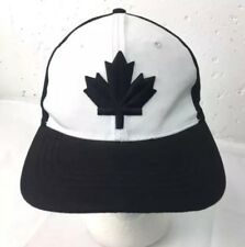 05078683ffe item 2 Men s SnapBack Cap HUDSON BAY CANADA Maple Leaf CANADIAN OLYMPICS HAT  Black -Men s SnapBack Cap HUDSON BAY CANADA Maple Leaf CANADIAN OLYMPICS HAT  ...