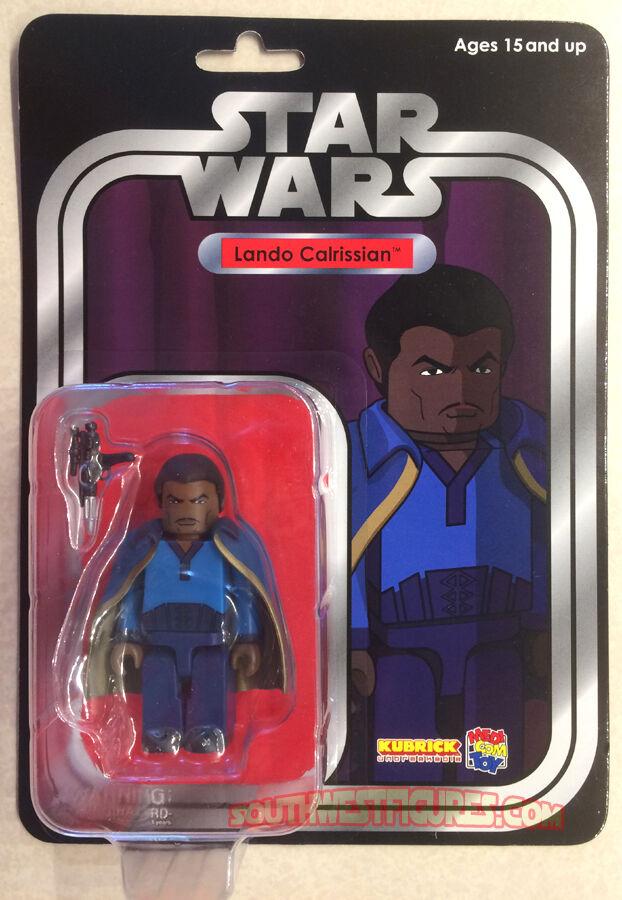 buscando agente de ventas Estrella Wars Lando Calrissian Calrissian Calrissian (Kubrick) (MediCom) (exclusivo de Japón) (2010)  bajo precio del 40%
