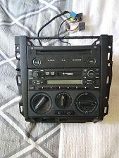 Radio cage trim black vw jetta gti golf MK4 99.5-05 OEM With Radio/CD/Climate