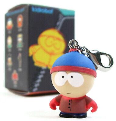 "Kidrobot South Park Series 1 Zipper Pull Stan 1/"" Vinyl Figure Keychain 2//20"