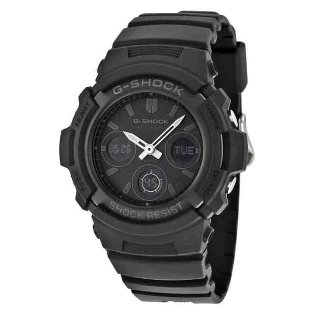 Casio G-Shock Tough Solar Power A-c Men's Watch AWGM100B-1A