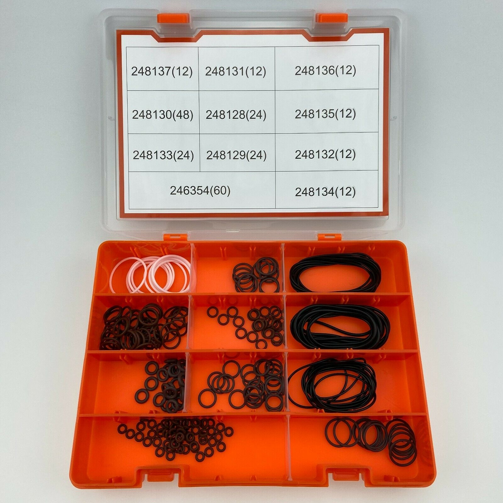3 Sets O-ring Kits for Graco Fusion Gun Air Purge AP 246355 for sale online