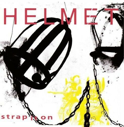 Helmet - Strap It on [New CD] Manufactured On Demand