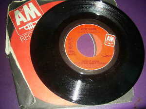 Pop 45 Quincy Jones Quot Just Once The Dude Quot A Amp M 1981