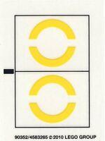 Lego 8098 - Star Wars - Clone Turbo Tank - Sticker Sheet