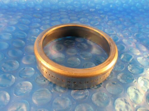 """Timken LM501311 Tapered Roller Bearing Single Cup 2.891/"""" OD x 0.7160/"""" Wide"""