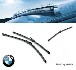 D-039-Origine-BMW-3-les-Essuie-Glaces-Scheibenwischer-Set-E46-61610037009
