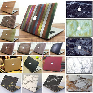 Marble-Matt-Rubberized-Hard-Case-Cover-For-MacBook-Air-Pro-11-13-15-039-039-Retina