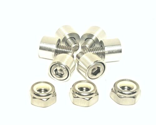 212 cc, 6.5 hp Aluminum Predator Recoil Cover Bolts //with Bolt Covers