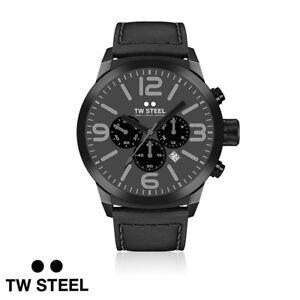 TW-Steel-TWMC65-Set-87-Marc-Coblen-Edition-Armband-Uhr-Herren-NEU