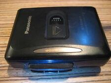 Panasonic RQ P40  Analog MC Cassette  .  + Gürtelkl.