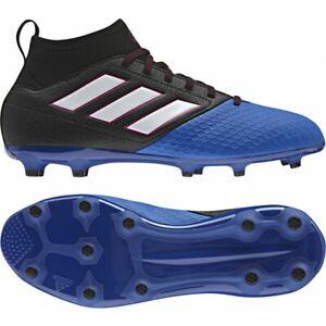 Adidas Junior Ace 17.3 Fg botas de futebol BA9234 Rrp £ 50