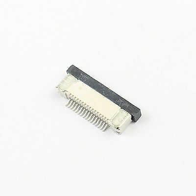 10Pcs FPC FFC 0.5mm Pitch 60 Pin Drawer Type Flat Cable Connector Top Contact