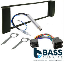 Connects2 CT24AU22 Audi A6 2001-2006 Car Stereo Double Din Black Fascia Panel