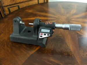 Awesome Details About Starrett Electronic Bench Micrometer No 777 Camellatalisay Diy Chair Ideas Camellatalisaycom