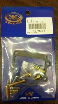 Kawasaki 03-05 KSF80A KFX80 K/&L PRO Carburetor Repair Kit 18-9335