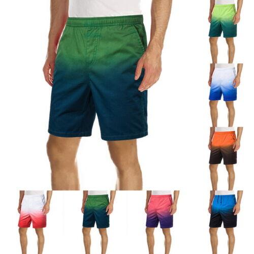 Men/'s Shorts Casual Elastic Waist Half Short Pants Surfing Swimwear Beach Pants