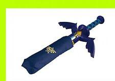 Zelda ichiban kuji B Folding Umbrella Master sword Hyrule Hilar Life style Japan