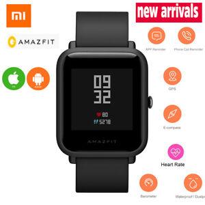 Xiaomi-Huami-AMAZFIT-Bip-Smartwatch-GPS-Orologio-Cardiofrequenzimetro-Fitness-EU