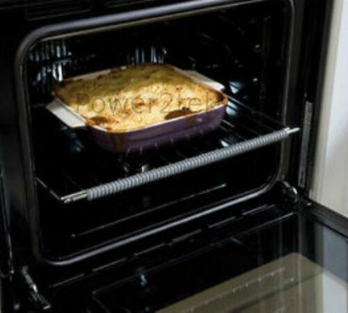 4 X Forno Fornello Scaffale Guard Silicone Protector per spinflo BRACCIO mani sicure strisce