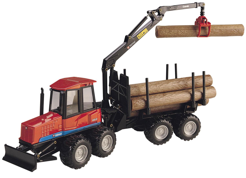 Joal 273 Sisu 860 Logging forwarder 1 35 Die-cast Ny MIB