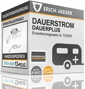 JAEGER automotive 21500523 fahrzeugspezifischer 13-poliger Elektrosatz