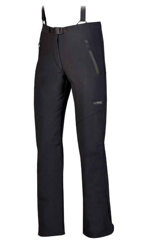 Direct Alpine Sissi Pant, Softshellhose für Damen, schwarz