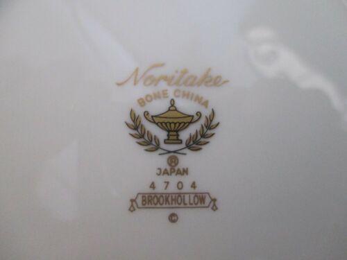 Coupe Soup Bowl Noritake BROOKHOLLOW 4704
