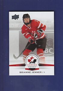 Brianne-Jenner-SP-2014-15-UD-Hockey-Team-Canada-Juniors-140