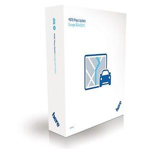 Volkswagen-Phaeton-EUROPA-EUROPE-NavigationTechnologies-Navigation-CDs-2014-2015