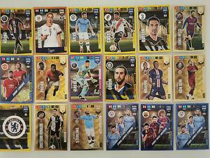 Fifa-365-2020-Limited-Edition-rare-multiple-oro-Power-Up-fans-tarjetas-de-coleccion