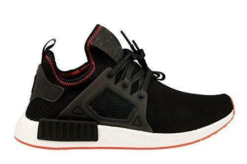 size 40 e2933 4fe55 Adidas Originals NMD Xr1 Boost Contrast Stitch Pack Black Red Men By9924 44