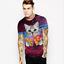 Summer-Mens-3D-Print-Short-Sleeve-Casual-Slim-Fit-T-Shirts-Graphic-Tee-Shirt-NEW thumbnail 38