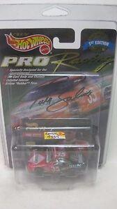 Nascar-1st-Edition-Todd-Bodine-Autographed-Pontiac-1-64-Diecast-1998-NEW-dc1431