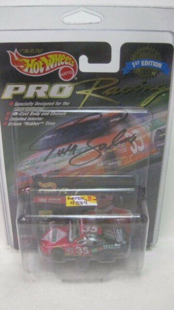 Nascar 1st Edition Todd Bodine Autographed Pontiac 1:64 Diecast 1998  NEW dc1431