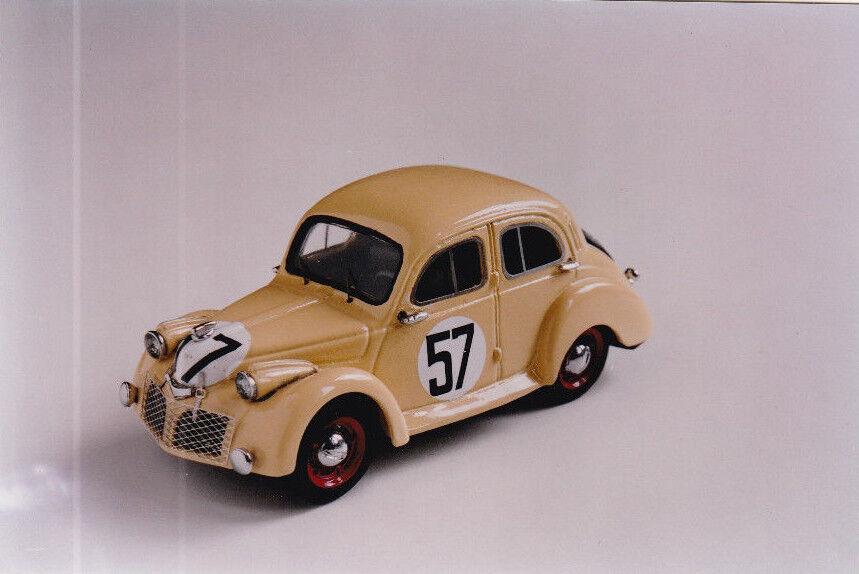 Modèle CCC monté  Panhard Dyna X 86 Le Mans 1950 n°57 référence 146