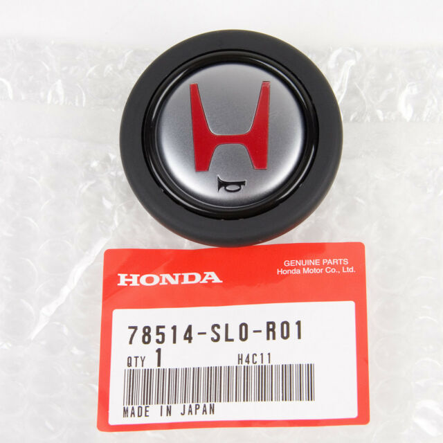 JDM Honda Acura NSX R Horn Button 78514 SL0 R01 OEM Made In