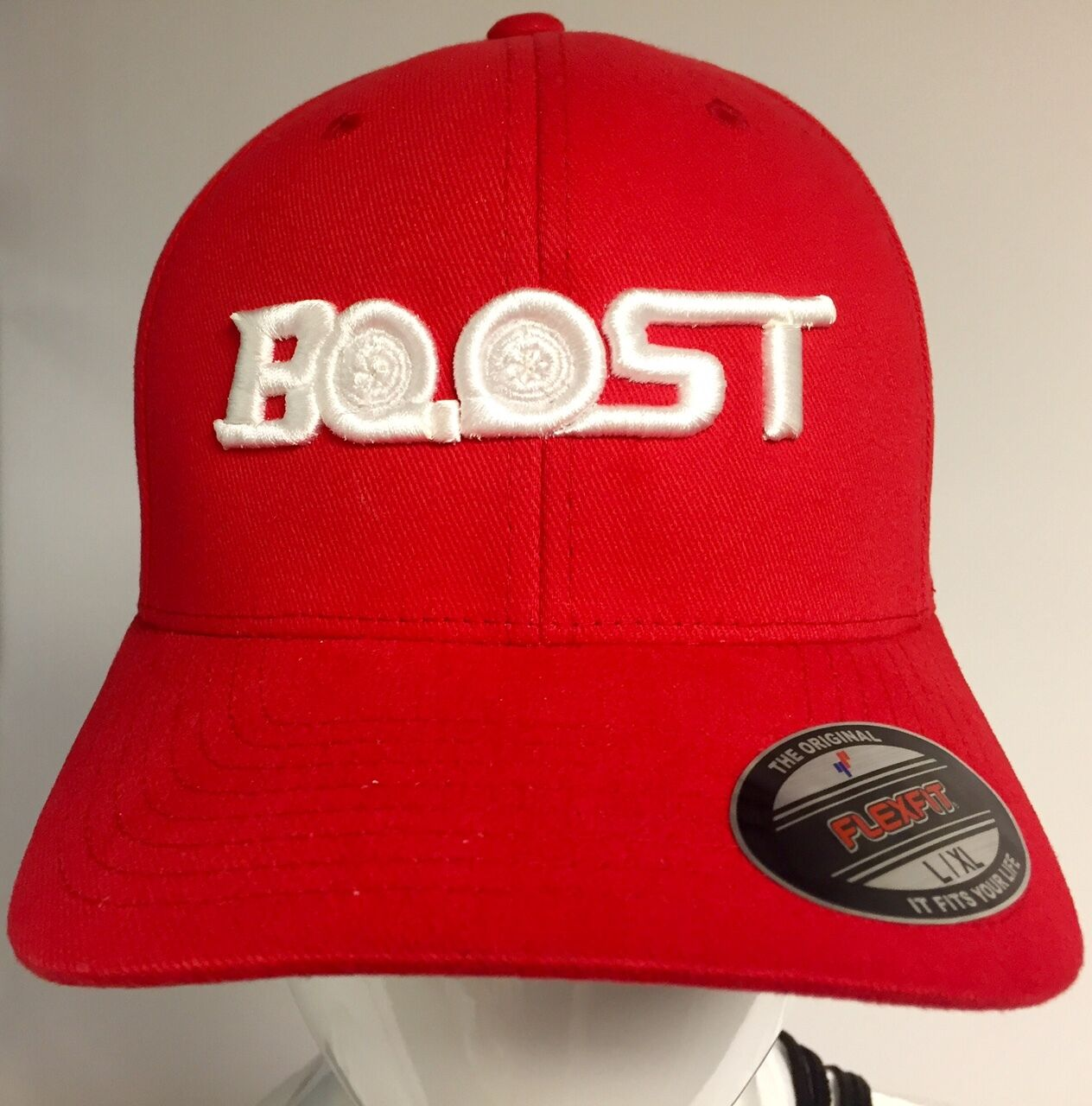 Boost Embroidery Turbo Tuner Graphic Flex Fit Hat Free Shipping Ebay