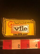 Gross Soap Brand Spoof Patch 00SF Nasty Vtg 1970s VIAL Bizarre