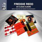 Six Classic Albums by Freddie Redd (CD, Oct-2013, Real Gone Jazz)