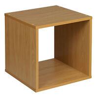 1,2,3,4 Tier Wooden Bookcase Shelving Display Storage Wood Shelf Shelves Unit