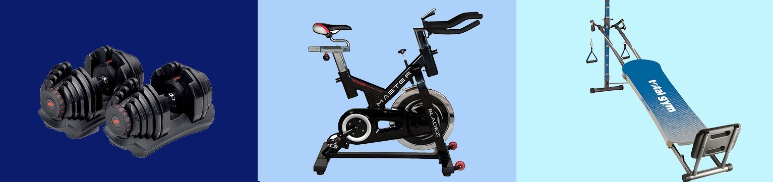 Up to 40% off Select Fitness Equipment | Shop home gyms, treadmills, and more.