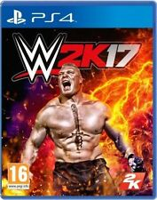 BRAND NEW SEALED WWE 2K17 PS4 PLAYSTATION 4 GAME