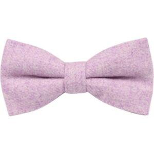 ecc5a6ae0ffc Vintage Purple Tweed / Wool Pre-Tied Mens Bow Tie. Great Quality ...