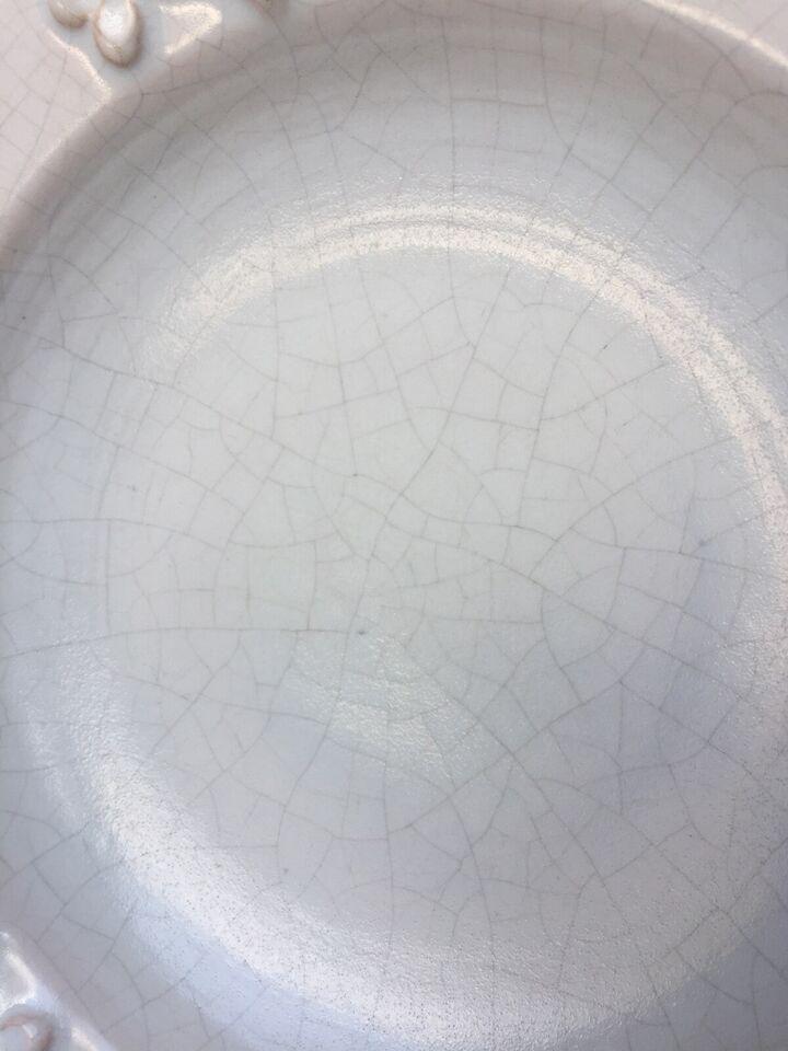 Keramik, Rundt fad, Michael Andersen