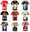 3D-Print-Hip-Pop-Rapper-Nipsey-Hussle-Casual-T-Shirt-Men-Women-Short-Sleeve-Top thumbnail 1