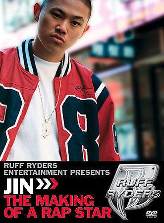 Jin - The Making of a Rap Star (DVD, 2003)