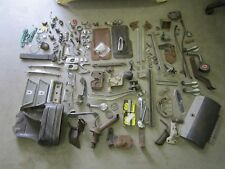1957 1958 1959 FORD FAIRLANE 500 GALAXIE RETRACTABLE SUNLINER PARTS HUGE LOT !!!