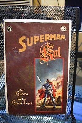 JLA Shogun of Steel DC Elseworlds Graphic Novel 2002 Superman Batman 9.2